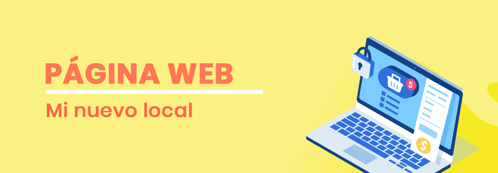 E-commerce página web