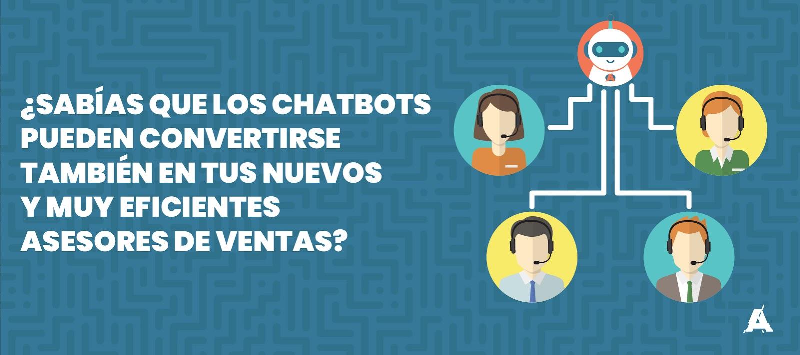 Chatbots asesores de ventas
