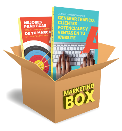 Marketing box para impulsar tu marca