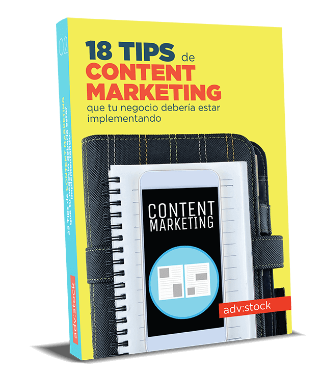 eBook gratis - 18 Tips de Content Marketing