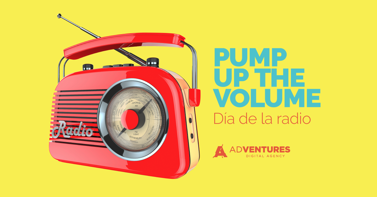 Pump Up the volume, Día de la radio