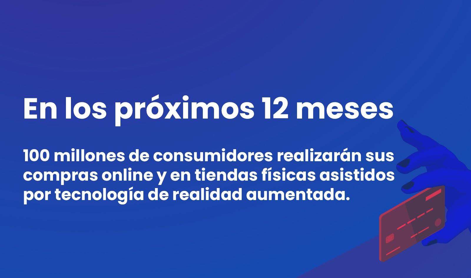 Tendencias de E-Commerce 2020 Realidad Aumentada