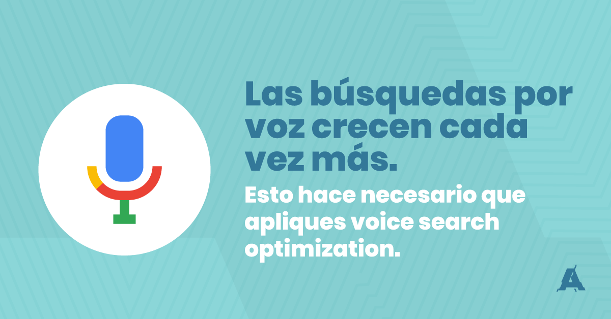 Voice search optimization ¿qué es esto y en qué me beneficia?