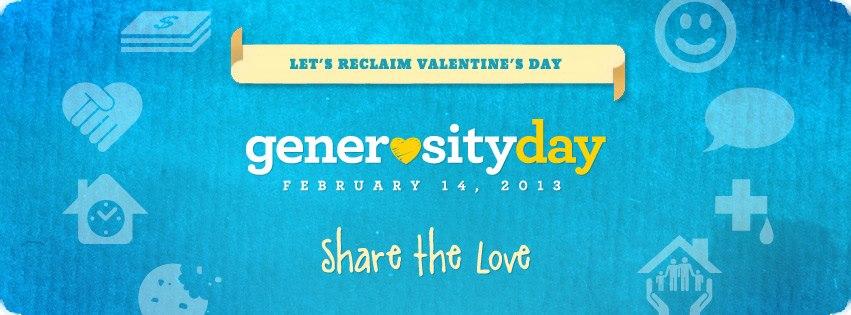generosity day